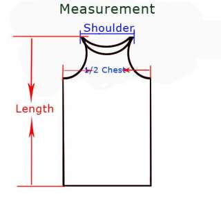 100% Cotton Men's Vest/Tank/Tops/T shirt Sleeveless undershirt US Sz