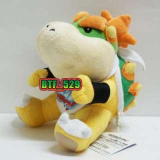 New Super Mario Brothers Plush Figure ( Bowser JR )