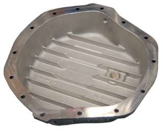 PPE Rear Differential Cover Brushed 01 12 Chevy Silverado & GMC Sierra