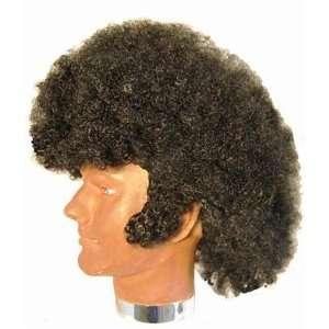 Mungo Jerry Afro Mens Fancy Dress Wig Inc FREE Wig Cap