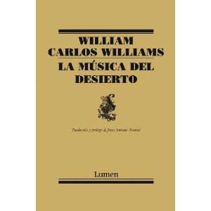 La musica del desierto / The Desert Music (Spanish Edition