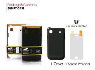 Genuine Samsung Galaxy S Bumpy Case Cover Genuine White