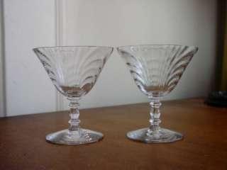 Cambridge CAPRICE Crystal Champagne/Sherbet Glasses  4