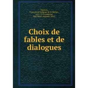 de Salignac de la Mothe , 1651 1715,Andraud, Paul Henri Auguste, 1865