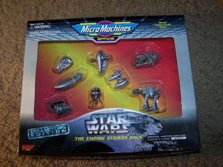 1995 Micro Machines STAR WARS Empire Strikes Back NIB