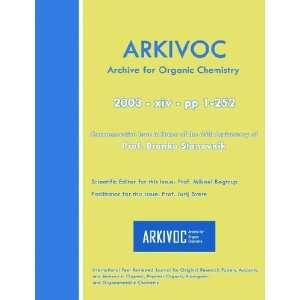 for Prof. Branko Stanovnik (9781597300131) Mikael Begtrup Books