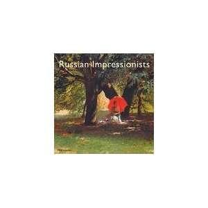 Russian Impressionists 2008 Wall Calendar   Art Calendars