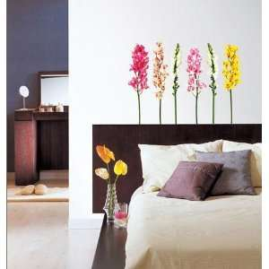 FLOWER DECOR MURAL ART WALL PAPER STICKER SS 58215