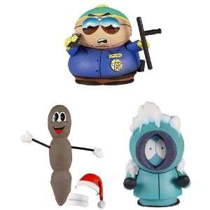South Park Series 3 Figure Set Of 3 Toys & Games