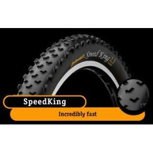Continental Speed King   26.0 x 2.3   Wire Bead: Sports