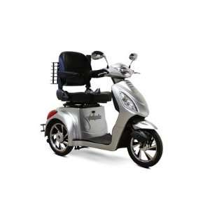 EWheels   Electric Mobility Scooter   EW 36   Silver