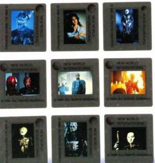 clive barker hellraiser 20 studio slides pinhead cenobites