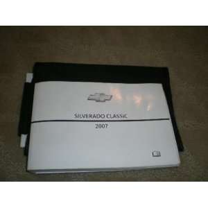 2007 Chevrolet Chevy Silverado Classic Owners Manual