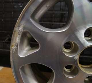 ONE (1) used Chevy Suburban/Tahoe Z 71 factory aluminum 17 wheel.