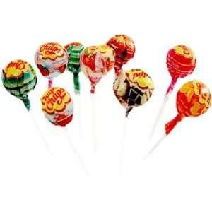 Chupa Chup Fruit & Creamy Lollipops, 5 lb bag:  Grocery