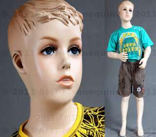 Child mannequin manikin fiber glass boy (45) manequin   Sky