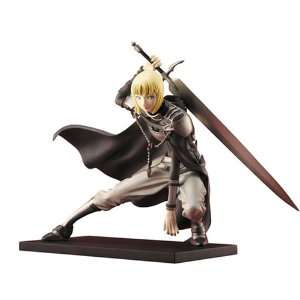Claymore Clare Claymore No. 47 PVC Figure 1/8 Scale Toys