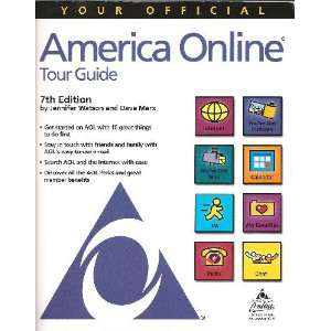 Online Tour Guide (9780764536236) Jennifer Watson, Dave Marx Books