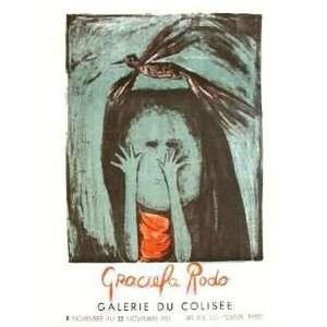 Expo Galerie du Colisee by Graciela Rodo boulanger, 20x27