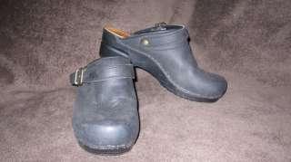 Dansko/ Sanita Women Professional Shoes Oiled Leather Size 37EU/ 6US