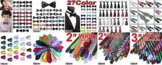 de nuevo del lazo de la corbata modelo flaco para hombres de