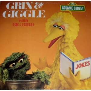 Grin & Giggle with Big Bird Sesame Street Music