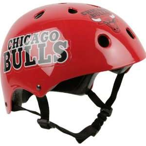 Chicago Bulls Multi Sport Helmet Sports & Outdoors
