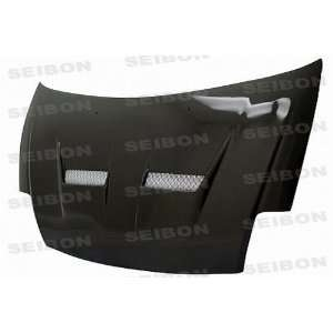 Seibon Carbon Fiber XT Style Hood Mitsubishi Eclipse 00 05