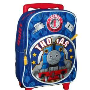 Friends Tank Kid Size Rolling Backpack Bag Tote Luggage Toys & Games