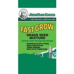 Jonathan Green 7 No. Fast Grow Grass Seed Mix Patio, Lawn & Garden