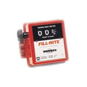 Tuthill/Fill Rite FR807C Mechanical Fuel Meter 3/4 NEW