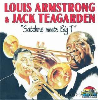 Satchmo Meets Big T 1944 58 Louis Armstrong, Jack