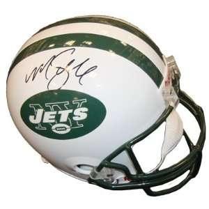 Mark Sanchez Signed Helmet New York Jets NFL Football