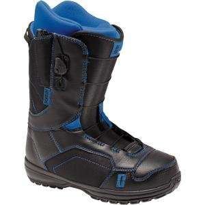 Forum Antenna Snowboard Boot   Mens Black N Blue, 9.0