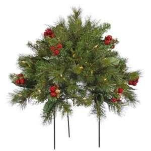 ft. christmas swag classic pvc needles douglas fir unlit