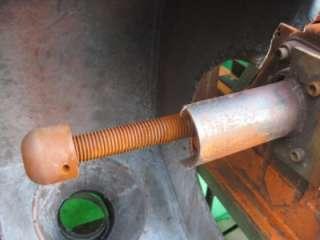 INDUSTRIAL METAL BUFFER POLISHING BUFFING MACHINE REFINISHING 3PH 1HP