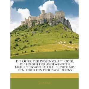 Desens (German Edition) (9781144430014) Julius Stinde Books