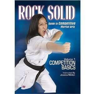 Jessica Mellon Rock Solid Competitive Martial Arts