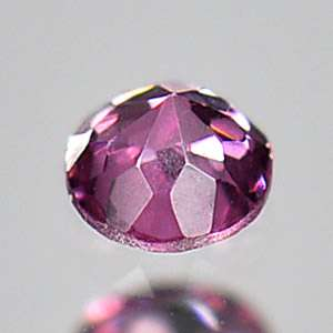 00 Round Cut Purple Pink Rhodolite Garnet Unheated Natural Gemstone