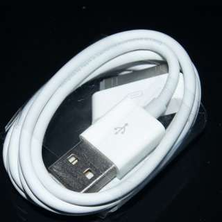 Wall Charger/Adapter + data Cable For IPod Touch iPhone 4 4G
