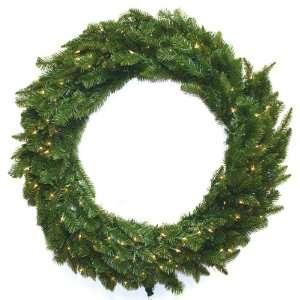 com Good Tidings 96769 Wreath Allegheny Fir 150 Clear Lights 282 Tips