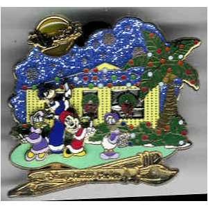 Christmas Caroling Spectacle 02 Artist Choice 3d Le WDW Disney PIN