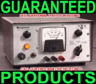 ABC425M 0 425V REGULATED DC POWER SUPPLY 4 TUBE AUDIO POWER AMP