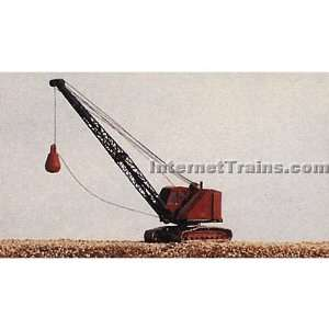 Express Miniatures N Scale Bantam Dragline Crane Kit: Toys & Games