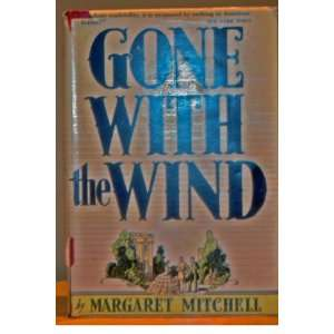 Gone With The Wind: Margaret Mitchell: Books