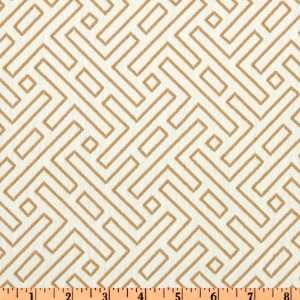 54 Wide Covington Belami Jacquard French Vanilla Fabric