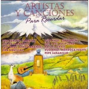 Arisas Y Canciones Para Recordar Music