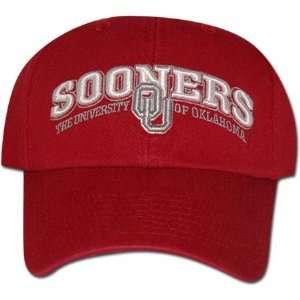 Oklahoma Sooners Dinger Adjustable Hat