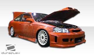 1996 1998 Honda Civic 2dr R33 Body Kit Duraflex