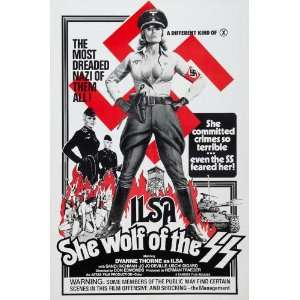 of the SS Poster Movie D 11 x 17 Inches   28cm x 44cm Dyanne Thorne